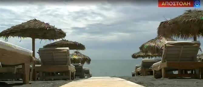 Σαντορίνη: χαμένο μήνα θεωρούν τον Ιούνιο οι φορείς του τουρισμού (βίντεο)
