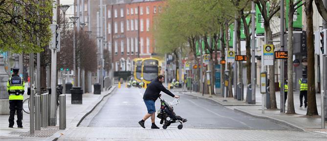 Κορονοϊός: Η Ιρλανδία σε lockdown