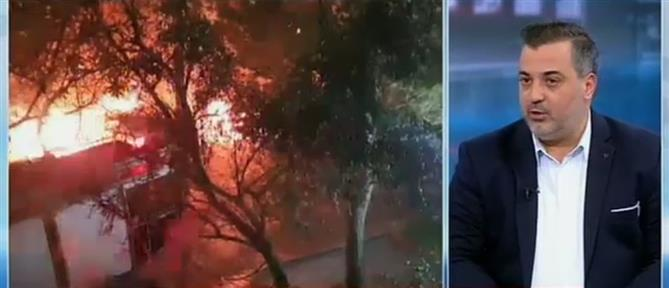 Ρήγας στον ΑΝΤ1: Κάποιοι ασφυκτιούν και κάνουν επιθέσεις σε άλλες περιοχές (βίντεο)