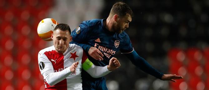 """Europa League: Στους """"4"""" Άρσεναλ, Γιουνάιτεντ, Βιγιαρεάλ και Ρόμα"""