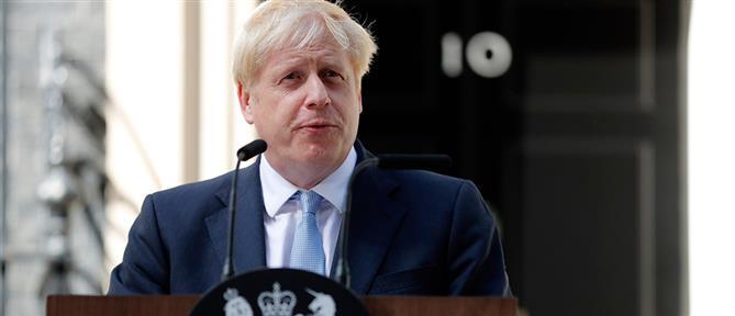 """Νέα συμφωνία με την ΕΕ """"βλέπει"""" ο Μπόρις Τζόνσον"""