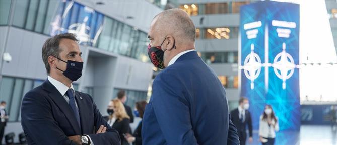 Μητσοτάκης - Ράμα για ΑΟΖ: συμφωνία για προσφυγή στην Χάγη