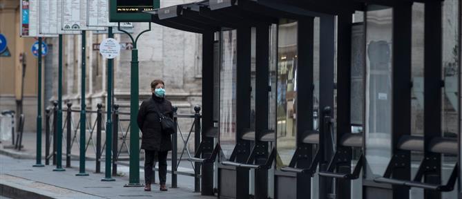 Κορονοϊός: νέα έξαρση σε κρούσματα και θανάτους στην Ιταλία