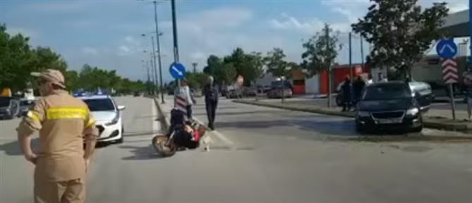 Τροχαίο στο Λουτράκι: Νεκρός οδηγός μηχανής μετά από σύγκρουση με ΙΧ (βίντεο)