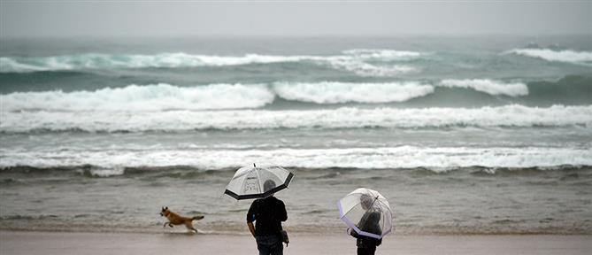 Καιρός: Καταιγίδες και χαλαζοπτώσεις τον Δεκαπενταύγουστο
