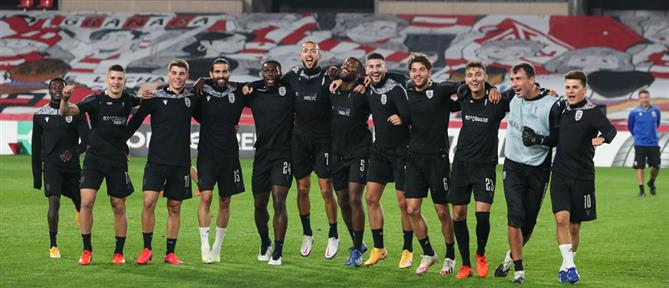 Europa League - ΠΑΟΚ: Με απουσίες στη Γρανάδα