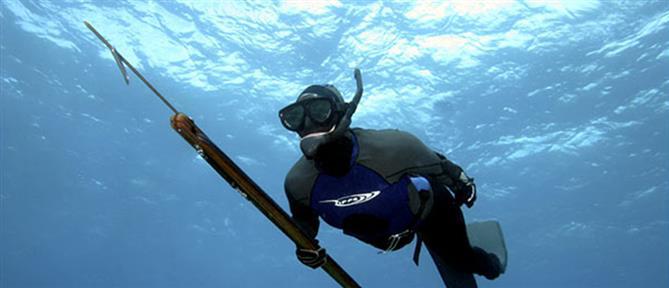 Χαλκιδική: Εντοπίστηκε ο αγνοούμενος ψαροντουφεκάς