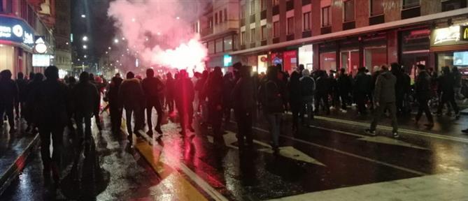 Κορονοϊός – Ιταλία: επεισόδια σε διαδηλώσεις κατά των μέτρων