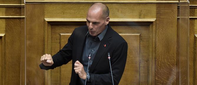 Βουλή - πρόταση δυσπιστίας κατά Σταϊκούρα: Το ΜέΡΑ 25 αποχώρησε από τη διαδικασία