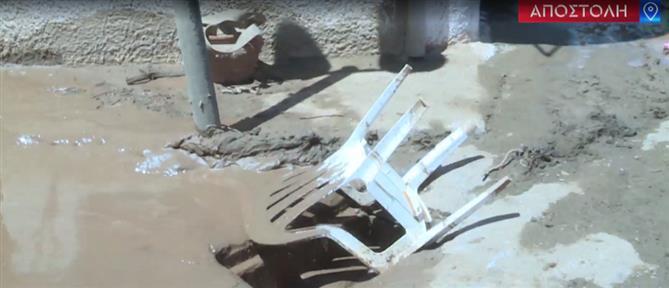 Εύβοια: απέραντο εργοτάξιο τα Πολιτικά (βίντεο)