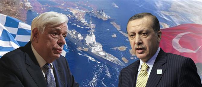 Παυλόπουλος: Δέσμια των ανιστόρητων θέσεών της η Τουρκία