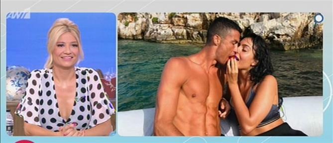 Πρώτη είδηση στην Ισπανία οι διακοπές του Ρονάλντο στην Μεσσηνία (βίντεο)