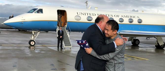 Σε ανταλλαγή κρατουμένων προχώρησαν ΗΠΑ και Ιράν