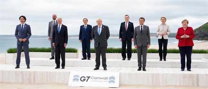 Κορονοϊός: Οι G7 θα προσφέρουν ένα δις δόσεις εμβολίων