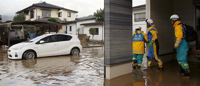 Τυφώνας Χαγκίμπις: αυξάνονται οι νεκροί στην Ιαπωνία