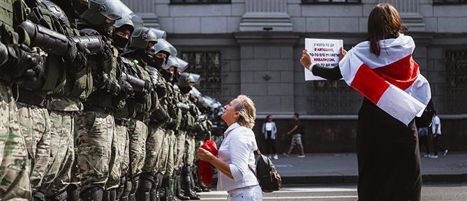Βραβείο Ζαχάρωφ 2020 στην δημοκρατική αντιπολίτευση της Λευκορωσίας