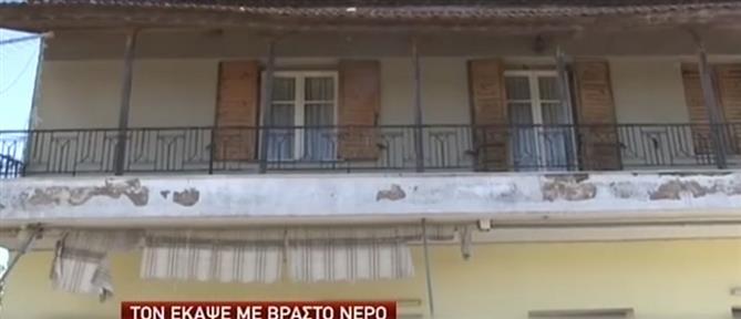 Γιος συζυγοκτόνου Μεσσηνίας στον ΑΝΤ1: Ο πατέρας μου απειλούσε τη ζωή της (βίντεο)
