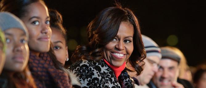 Μισέλ Ομπάμα: Οι φόβοι για τις κόρες της