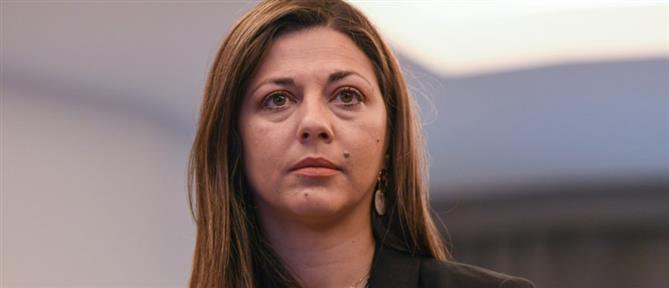 Σοφία Ζαχαράκη: Με κορονοϊό διαγνώστηκε η Υφυπουργός Τουρισμού