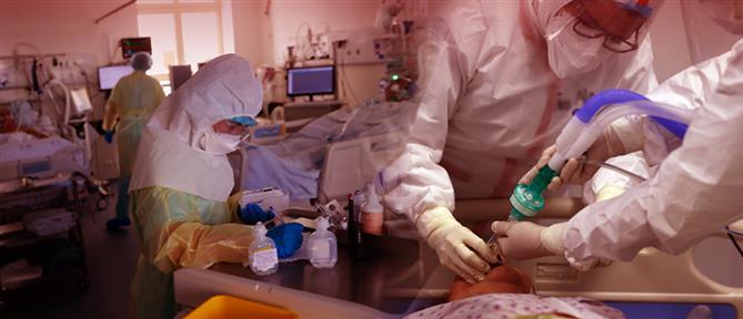 Κορονοϊός: δεκάδες θάνατοι, αύξηση διασωληνωμένων, 3089 νέα κρούσματα την Τετάρτη