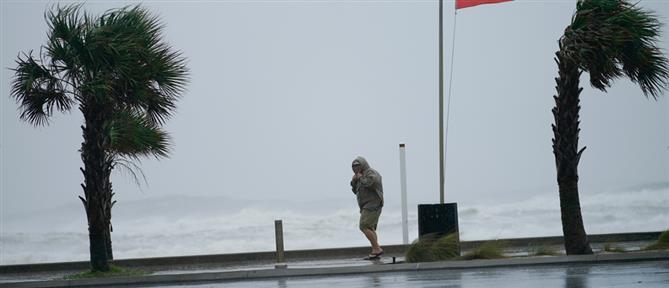 """Καλιφόρνια: κηρύχθηκε σε κατάσταση έκτακτης ανάγκης λόγω του κυκλώνα """"Σάλι"""""""