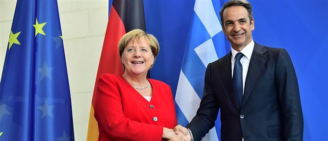 Μέρκελ: Διήμερη επίσκεψη στην Αθήνα