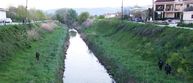 Έρευνες για ηλικιωμένη στο Ληθαίο ποταμό (εικόνες)