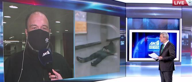Ξυλοδαρμός σταθμάρχη - Γεωργόπουλος: τον έδειραν γιατί έκανε σωστά τη δουλειά του (βίντεο)