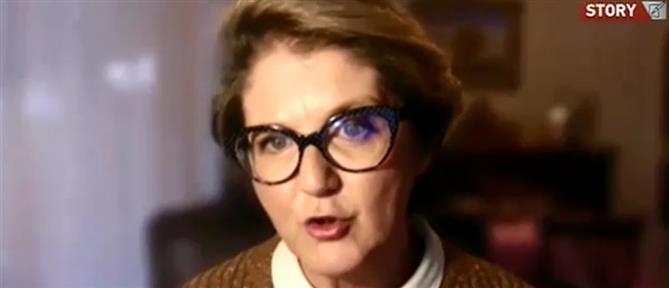 Η Βάσω - Άννα Δεμένεγα στον ΑΝΤ1 για την ανάρτηση που συγκίνησε τον Μητσοτάκη (βίντεο)