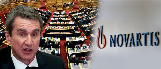 Υπόθεση Novartis: Στην Βουλή η μήνυση που κατέθεσε ο Λοβέρδος