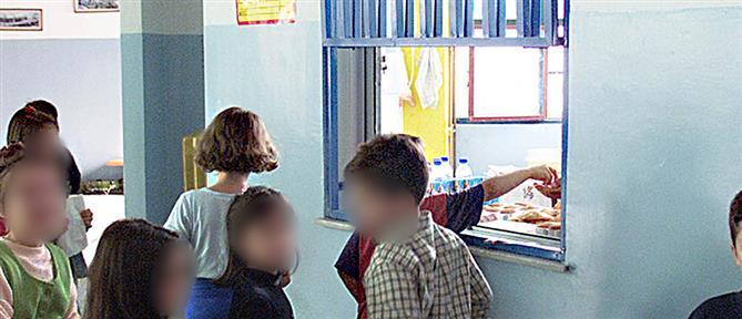 Σχολεία: Οι τιμές στα κυλικεία
