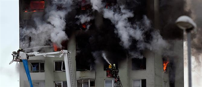 Σλοβακία: Φονική έκρηξη σε 12όροφη πολυκατοικία (βίντεο)