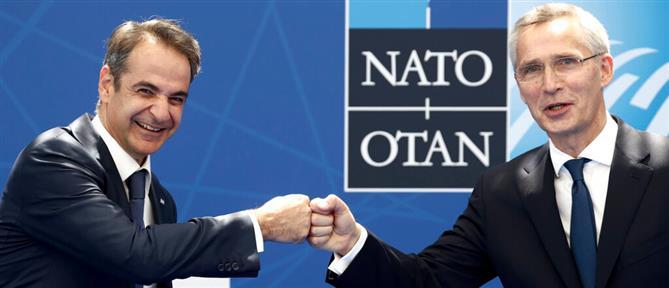 ΝΑΤΟ - Μητσοτάκης: οι προκλήσεις που απειλούν τη σταθερότητα