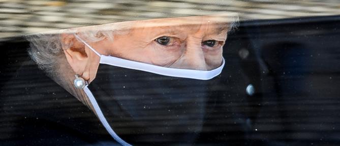 Κηδεία Πρίγκιπα Φιλίππου: η βασίλισσα Ελισάβετ αποχαιρέτησε τον πρίγκιπά της (εικόνες)