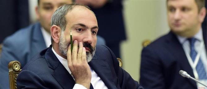 Κορονοϊός: Θετικός ο Πρωθυπουργός της Αρμενίας