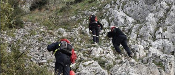 Νεκρός ο ορειβάτης στην Πάρνηθα