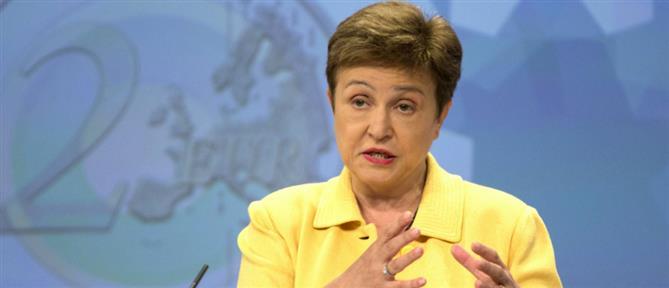 Γκεοργκίεβα: στήριξη από το ΔΝΤ παρά τις κατηγορίες για παρατυπίες