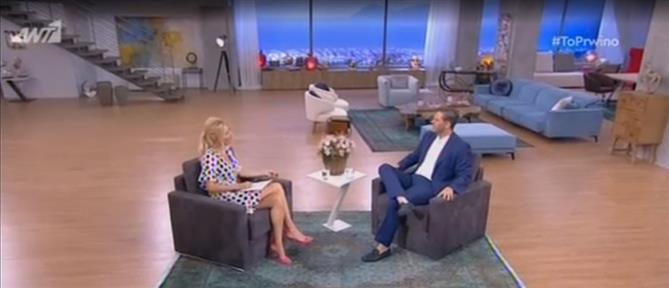 Αλέξανδρος Μπουρδούμης: Η Επίδαυρος είναι παράσημο για τον ηθοποιό (βίντεο)