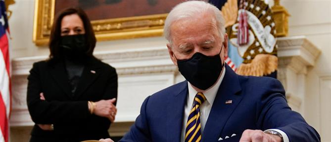 Κορονοϊός - Μπάιντεν: Εφιαλτική πρόβλεψη για τα θύματα στις ΗΠΑ