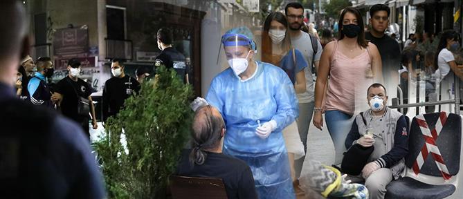 Κορονοϊός - Χαρδαλιάς: Έκτακτα μέτρα σε έξι περιοχές της χώρας