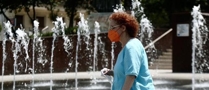 Καιρός – καύσωνας: Ο χειρότερος εδώ και 35 χρόνια