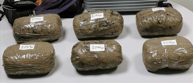 """Έγκλειστος σε φυλακές """"εγκέφαλος"""" κυκλώματος ναρκωτικών (εικόνες)"""