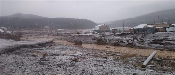 Τραγωδία από την κατάρρευση ορυχείου χρυσού