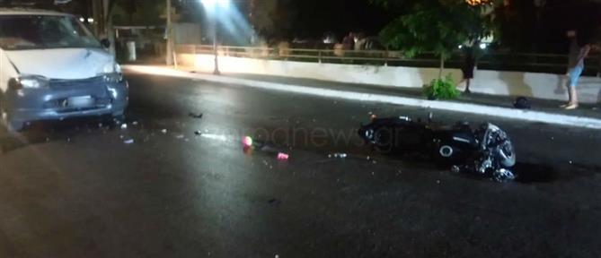 Τραγωδία: Δυο νεκροί σε τροχαίο δυστύχημα (εικόνες)