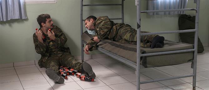"""""""Παρουσιάστε!"""": Τρομοκράτης απειλεί να ανατινάξει το στρατόπεδο (εικόνες)"""