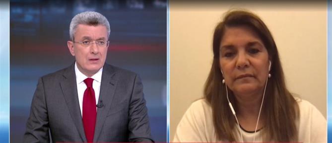 Κορονοϊός - Παπαευαγγέλου στον ΑΝΤ1: χρειάζεται ιδιαίτερη προσοχή για τα παιδιά (βίντεο)