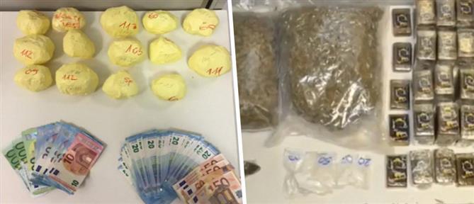 """Σπείρα - """"μαμούθ"""" έκανε και... εξαγωγές ναρκωτικών (εικόνες)"""