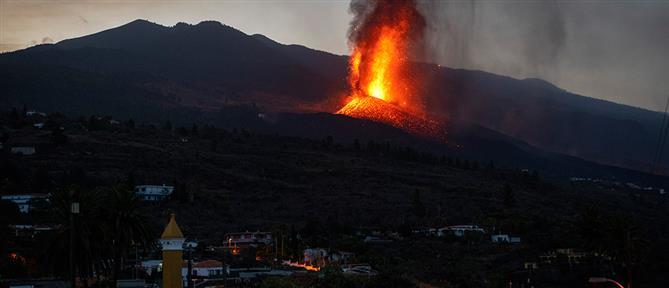 Ηφαίστειο στην Ισπανία: Εντολή εκκένωσης σε άλλες τρεις πόλεις (εικόνες)