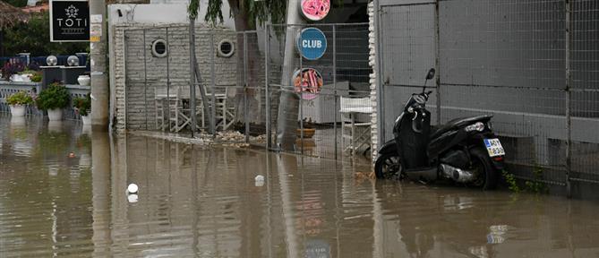 """""""Ιανός"""" -  Σταϊκούρας: Εννέα μέτρα για την ανακούφιση των πληγέντων"""