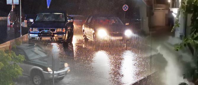 Κακοκαιρία: Ποιοι δρόμοι είναι κλειστοί - που χρειάζονται αλυσίδες